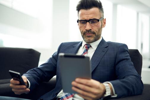 Lawyer Smartphone